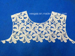 Ladies New Apparel Accessrory Cotton Lace Collar Neckline