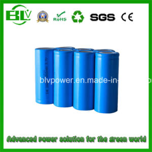 26650 Li-ion Rechargeable Battery 3.7V 6000mAh 75A Manufacturer pictures & photos
