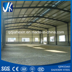 Wide Span Long Span Steel Structure Warehouse Building pictures & photos