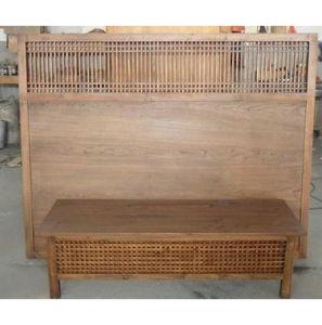 Antique Reproduction Elm Wood Screen Lwl-40 pictures & photos