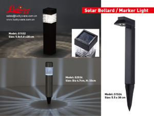 Solar Bollard & Marker pictures & photos