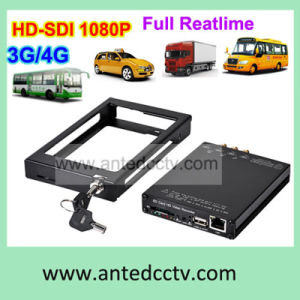 4 Channel SD Card Mobile DVR with GPS Tracking 3G 4G WiFi pictures & photos