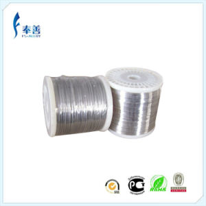 SGS Certification 99.9% Pure Nickel Wire (bar, rod, strip, foil)