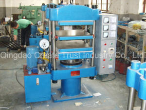 China Top Quality Plate Vulcanizing Press (CE/ISO9001) pictures & photos