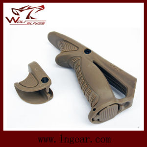 Wholesale Tactical Army Force Ptk Angled Foregrip with Thumb Rest pictures & photos