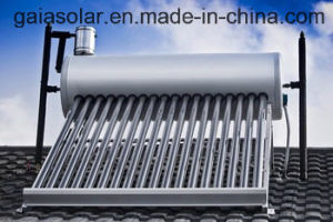58*2100 Evacuated Tube Solar Heaters System pictures & photos