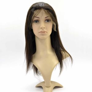 Brazilian Virgin Human Hair Full Lace Wig with Baby Hair Lbh112 pictures & photos