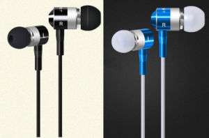 Wholesale Price Earphone in Ear Earphone Metal for Gift pictures & photos