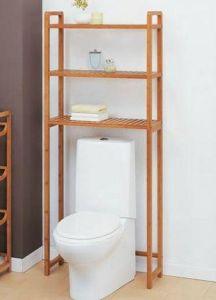 Bamboo Bathroom Furniture/ Bath Towel Rack pictures & photos