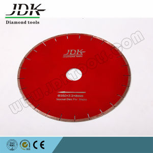 Fan Segment Diamond Saw Blade for Marble Cutting pictures & photos