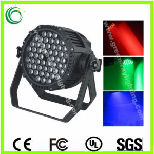 54*3W Waterproof Stage Light LED PAR