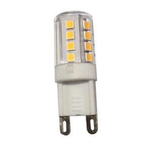 G9 2W 160lm 360deg Ceramic + PC Body, EMC and LVD Approved LED Bulb pictures & photos