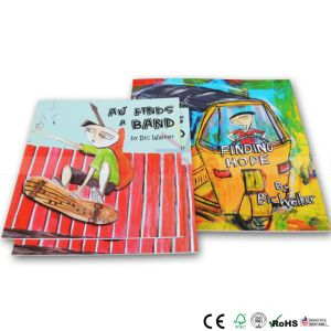 Children Book Hardcover Book Full Color Art Book Printing pictures & photos