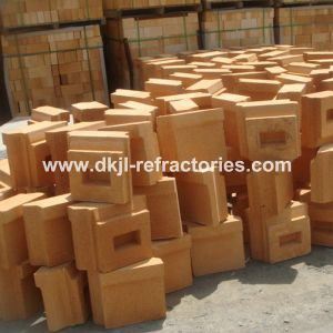 Refractory Round Bricks for Casting Steel with Best Prices pictures & photos