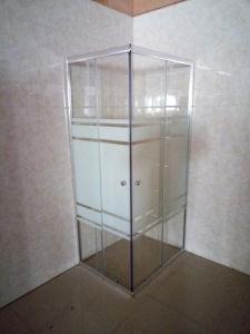 Adjustable Aluminum Frame Shower Room Enclosure (E-07ABL) pictures & photos