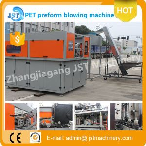 Fully Automatic 6 Cavity Stretch Plastic Blowing Machine pictures & photos