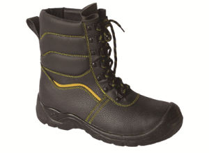 Ufa021 High Cut Steel Toe Military Safety Boots Working Safety Boots pictures & photos