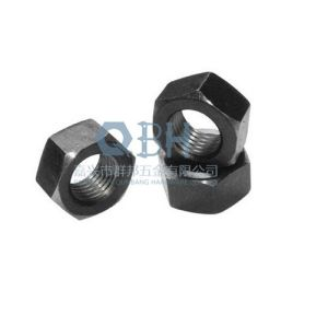 Heavy Hex Nuts (ASTM A563 Black Grade a/B/C/D/Dh) pictures & photos