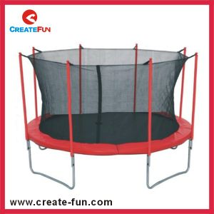 Createfun 12ft Commerical Trampoline Outdoor