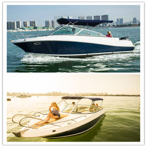 Ocean High Quality Small Fiberglass Speed Yacht pictures & photos