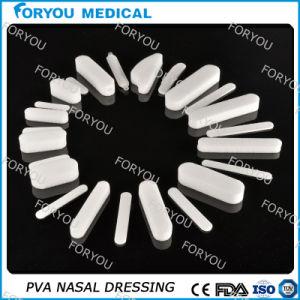 Medical Nasal Dressing Medical Nasal Sponge Packing pictures & photos
