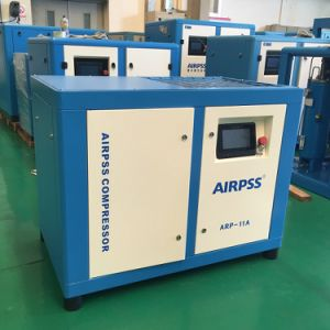 Hot Selling Silent Direct Driven Rotary Screw Air Compressor