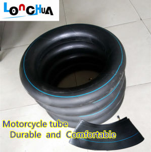 8MPa-12MPa Natural Butyl Rubber Motorcycle Tyre and Tube (3.25-18) pictures & photos