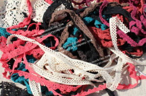006 Wholesaler of Cotton Crochet Lace pictures & photos