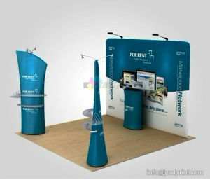 Free-Shipping Custom Printing Tradeshow Combination Fabric-POP-up Exhibition Booth Stand Display pictures & photos