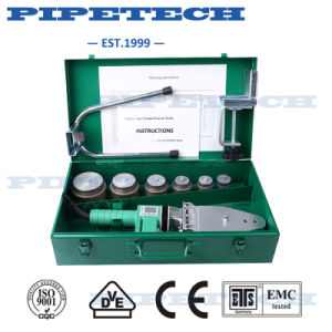 Digital Plastic Pipe Fusion Machine PPR Pipe Welding Machine pictures & photos