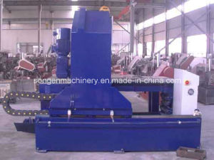 Frame Traveling Type Vertical Band Saw pictures & photos