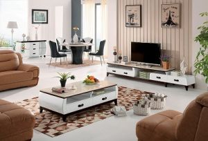 New & Modern Marble Top Coffee Table pictures & photos