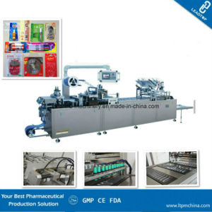 Household Product Blister Packing Device Paper Plastic Packaging Machine pictures & photos