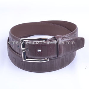 OEM Promotion Durable Smart Mens Fashion Waist PU Leather Belt pictures & photos