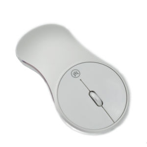 Professional Aviation Aluminum Alloy Computer Wireless Mouse pictures & photos