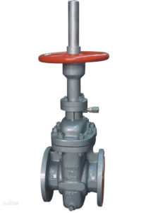 Slab Flanged Flanged Stainless Steel Gate Valve
