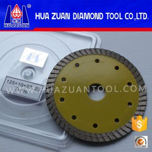 Turbo Blade with Flange for Stone pictures & photos