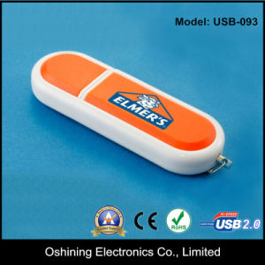 Promotional Gift USB Flash Memory Drive (USB-093)