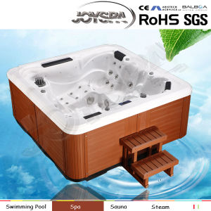 2015 Hot Sale Acrylic Whirlpool SPA Pool Hot Tub pictures & photos