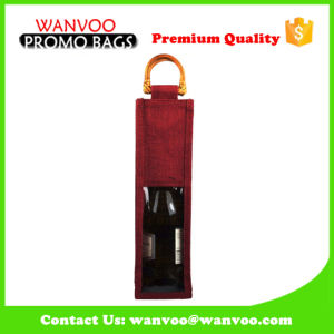 Luxurious Beer Bag for Packaging with Round Handle pictures & photos