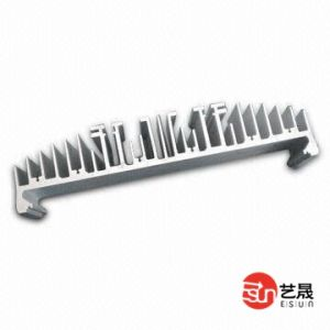 Aluminum Alloy Round Extrusion for LED Heat Sink (EP101)