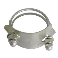 Spriral Clamps Rubber Hose Clamp pictures & photos