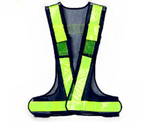 High Visibility Reflective Police Vest with ANSI07 (C2522) pictures & photos