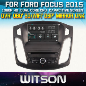 Witson Windows for Ford Focus 2015 Auto DVD pictures & photos