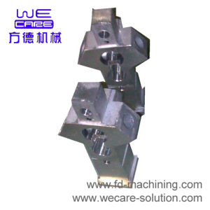 OEM Investment Steel Casting for Machinery Elbow