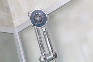 Frosted Glass Simple Shower Room (LTS-611) pictures & photos