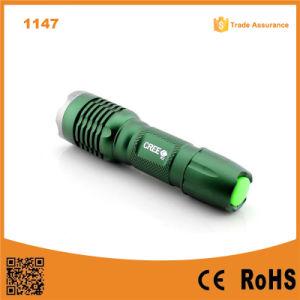 1147 5W 220lumen R2 LED Bulb Telescopic Mini Torch pictures & photos