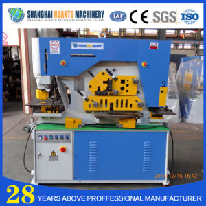 Q35y Hydraulic Iron Worker Machine Price pictures & photos