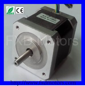 NEMA17 Square Hybrid Stepper Motor for Textile Machine pictures & photos