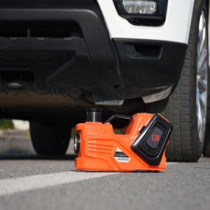 12volt Portable Electronic Car Jack for Tyre Change Tool pictures & photos